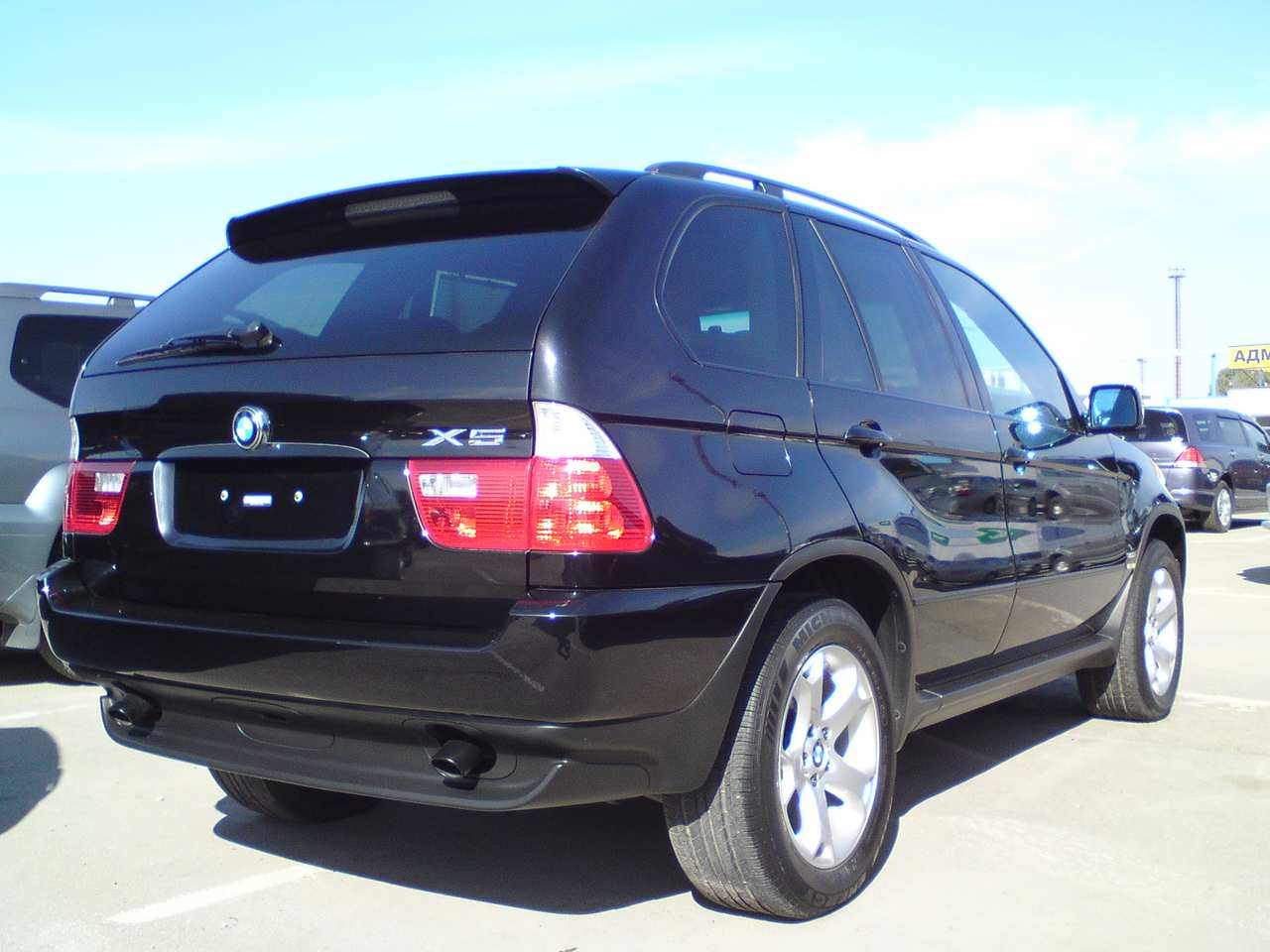 used 2005 bmw x5 photos 3000cc gasoline automatic for sale. Black Bedroom Furniture Sets. Home Design Ideas