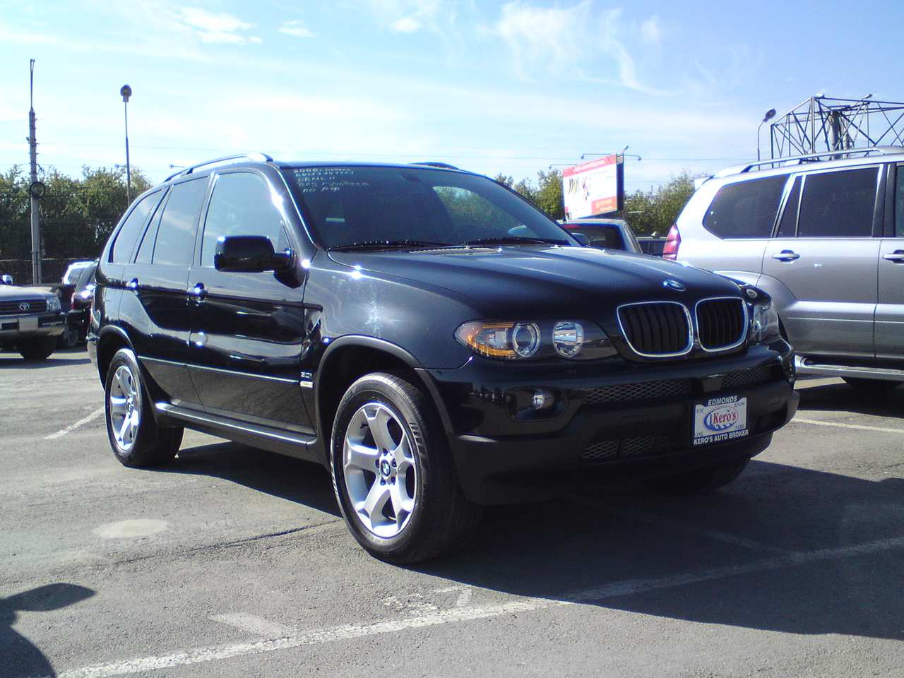 2005 bmw x5 photos 3 0 gasoline automatic for sale. Black Bedroom Furniture Sets. Home Design Ideas