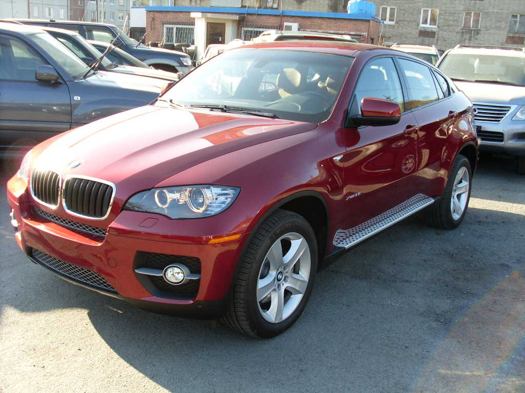 2006 Bmw X6 Pictures 3 0l Gasoline Automatic For Sale