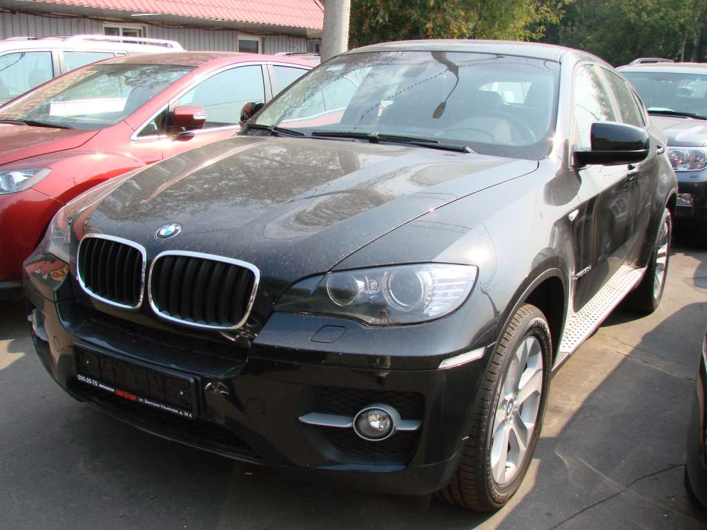 2008 bmw x6 pictures gasoline automatic for sale. Black Bedroom Furniture Sets. Home Design Ideas