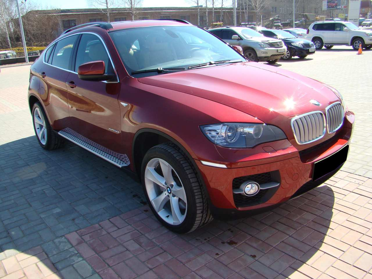 Used 2008 Bmw X6 Photos 4400cc Gasoline Automatic For Sale
