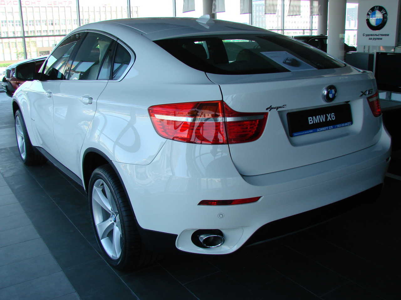 Used 2009 Bmw X6 Photos 3000cc Diesel Automatic For Sale
