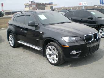 Used 2009 Bmw X6 Photos 3000cc Gasoline Automatic For Sale