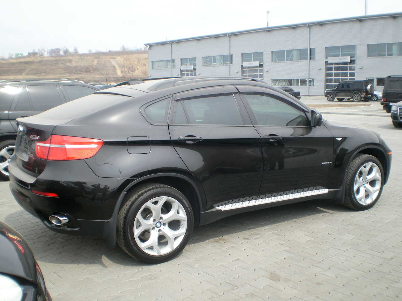 2009 Bmw X6 Pictures 3 0l Gasoline Automatic For Sale
