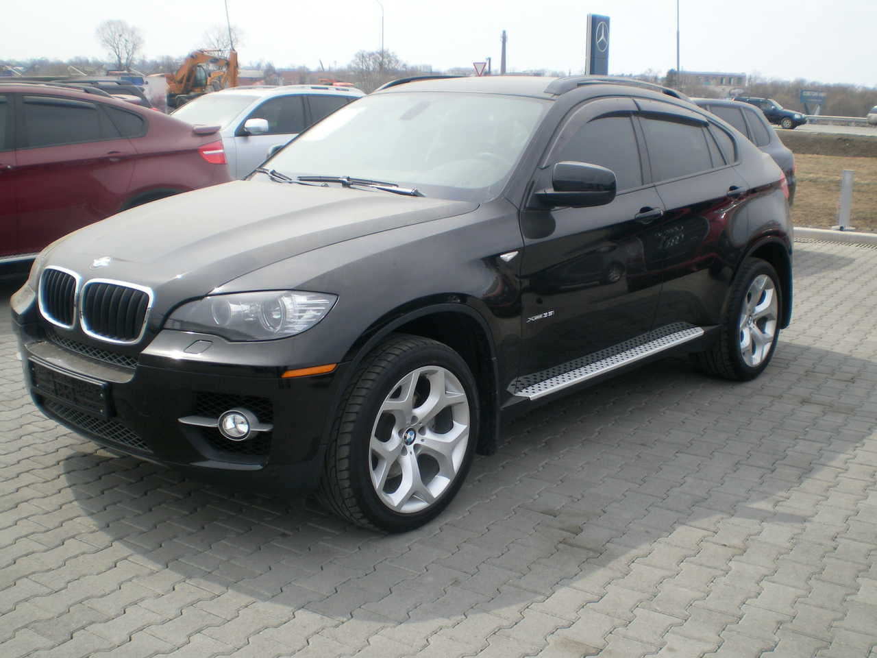 2009 Bmw X6 Photos 3 0 Gasoline Automatic For Sale