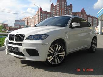 Used 2010 Bmw X6 Photos 4400cc Gasoline Automatic For Sale