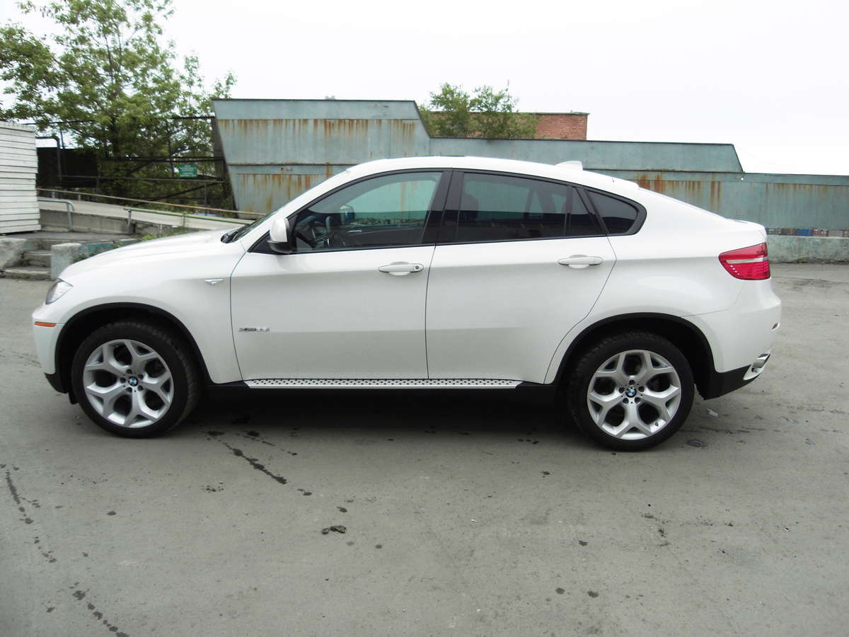 2012 Bmw X6 Wallpapers 3 0l Gasoline Automatic For Sale