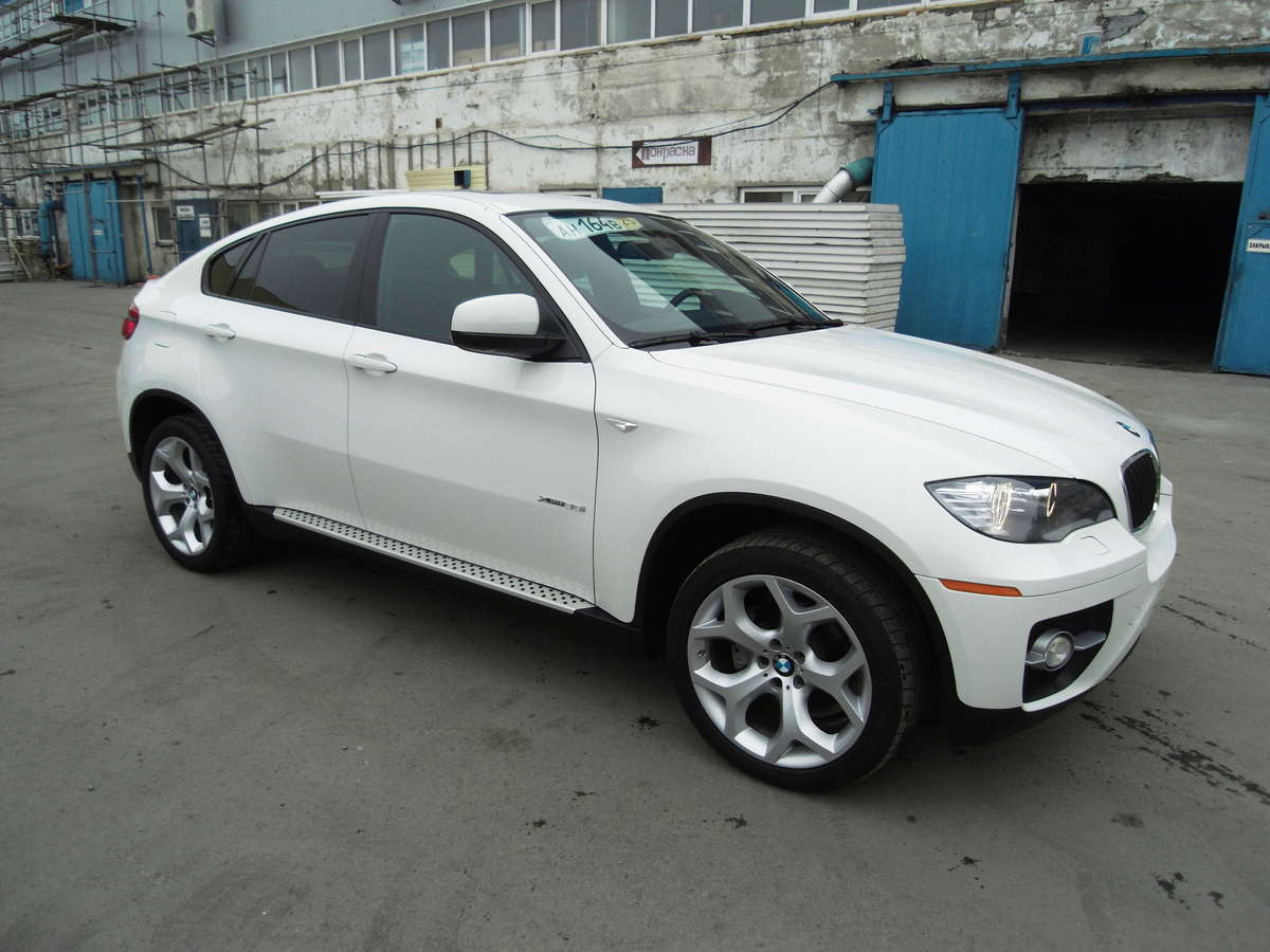 Used 2012 Bmw X6 Photos 3000cc Gasoline Automatic For Sale