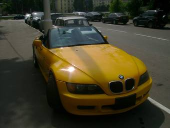 1997 Bmw Z3 Pictures 1 9l Gasoline Fr Or Rr Automatic