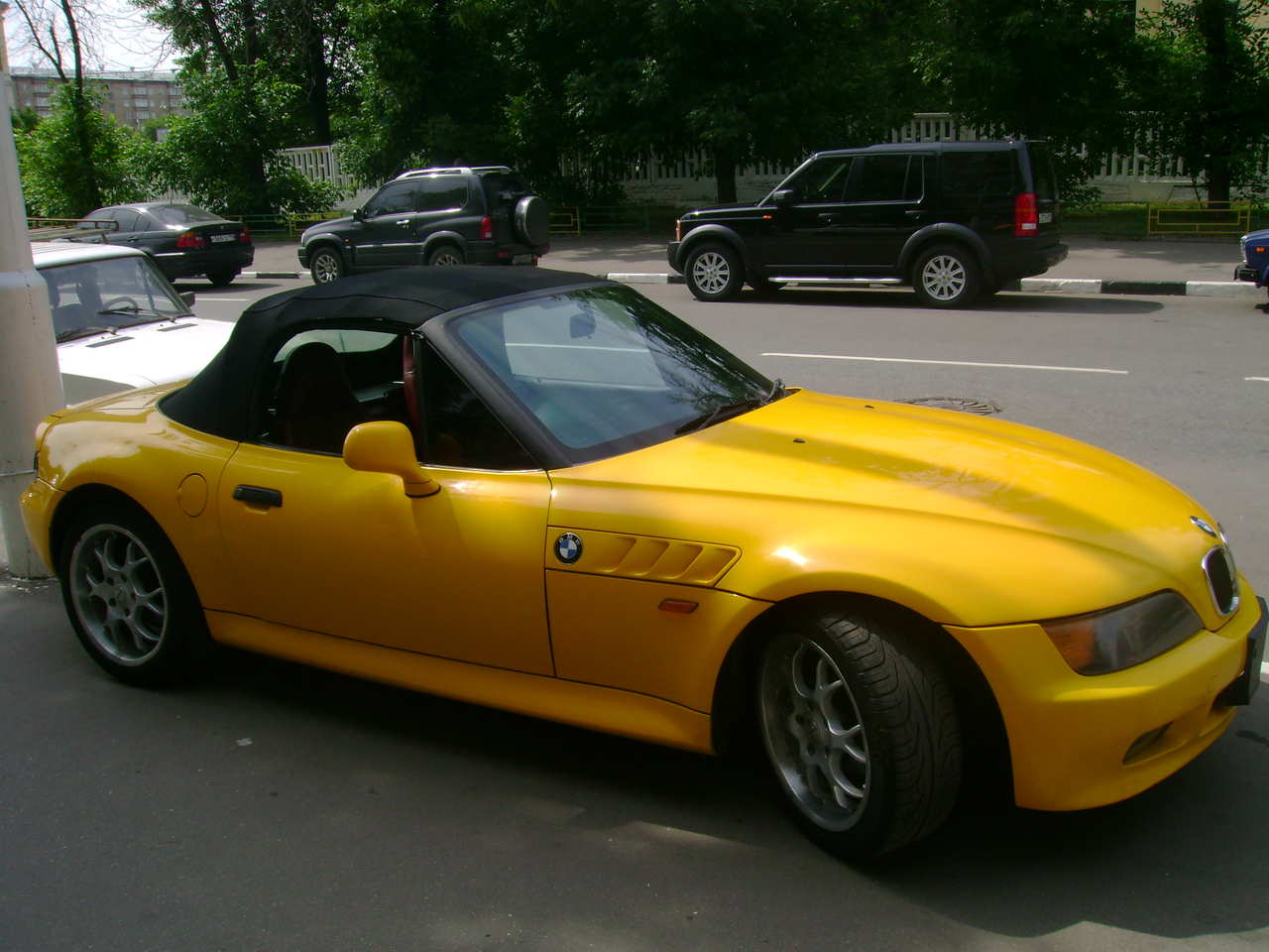 1997 Bmw Z3 Specs Engine Size 1850cm3 Fuel Type Gasoline Drive Wheels Fr Or Rr Transmission Gearbox Automatic