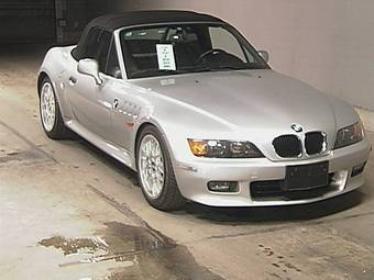 2002 BMW Z3 Pictures