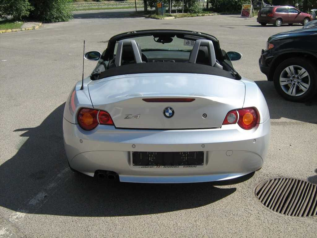 2003 Bmw Z4 Pictures
