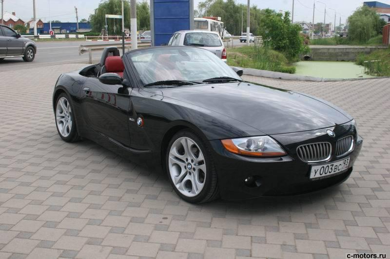 2003 Bmw Z4 2 2i Automatic E85 Related Infomation
