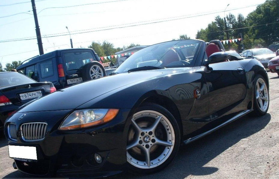 2003 Bmw Z4 Pictures 3 0l Gasoline Manual For Sale