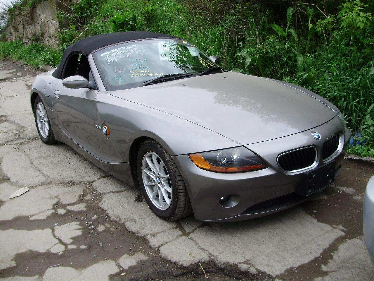 2004 Bmw Z4 Photos 2 5 Gasoline Fr Or Rr Automatic For