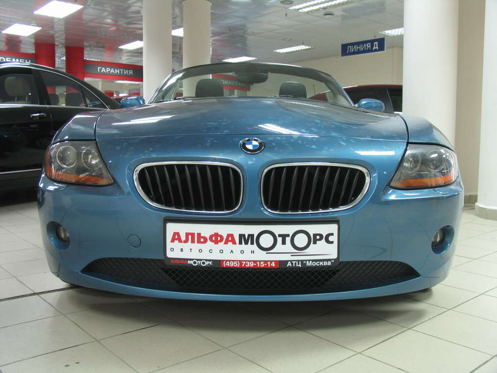 2004 Bmw Z4 Pictures 2996cc Manual For Sale