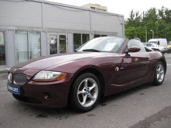 2005 bmw z4 pictures gasoline fr or rr automatic for sale. Black Bedroom Furniture Sets. Home Design Ideas