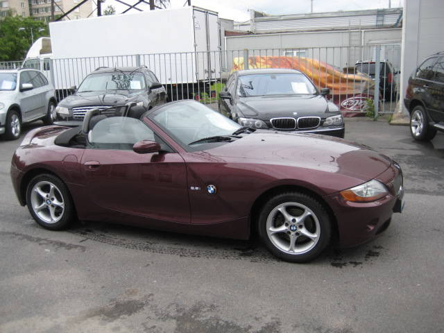 2005 bmw z4 wallpapers gasoline fr or rr automatic for sale. Black Bedroom Furniture Sets. Home Design Ideas