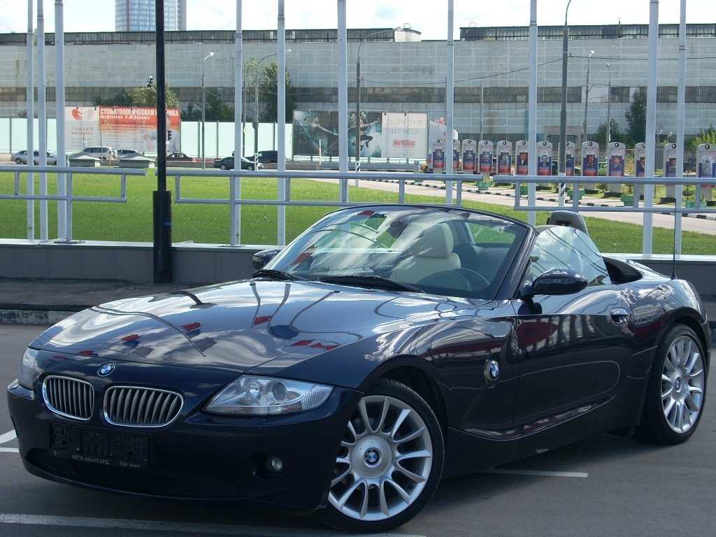 2005 Bmw Z4 Images 3000cc Gasoline Fr Or Rr Automatic