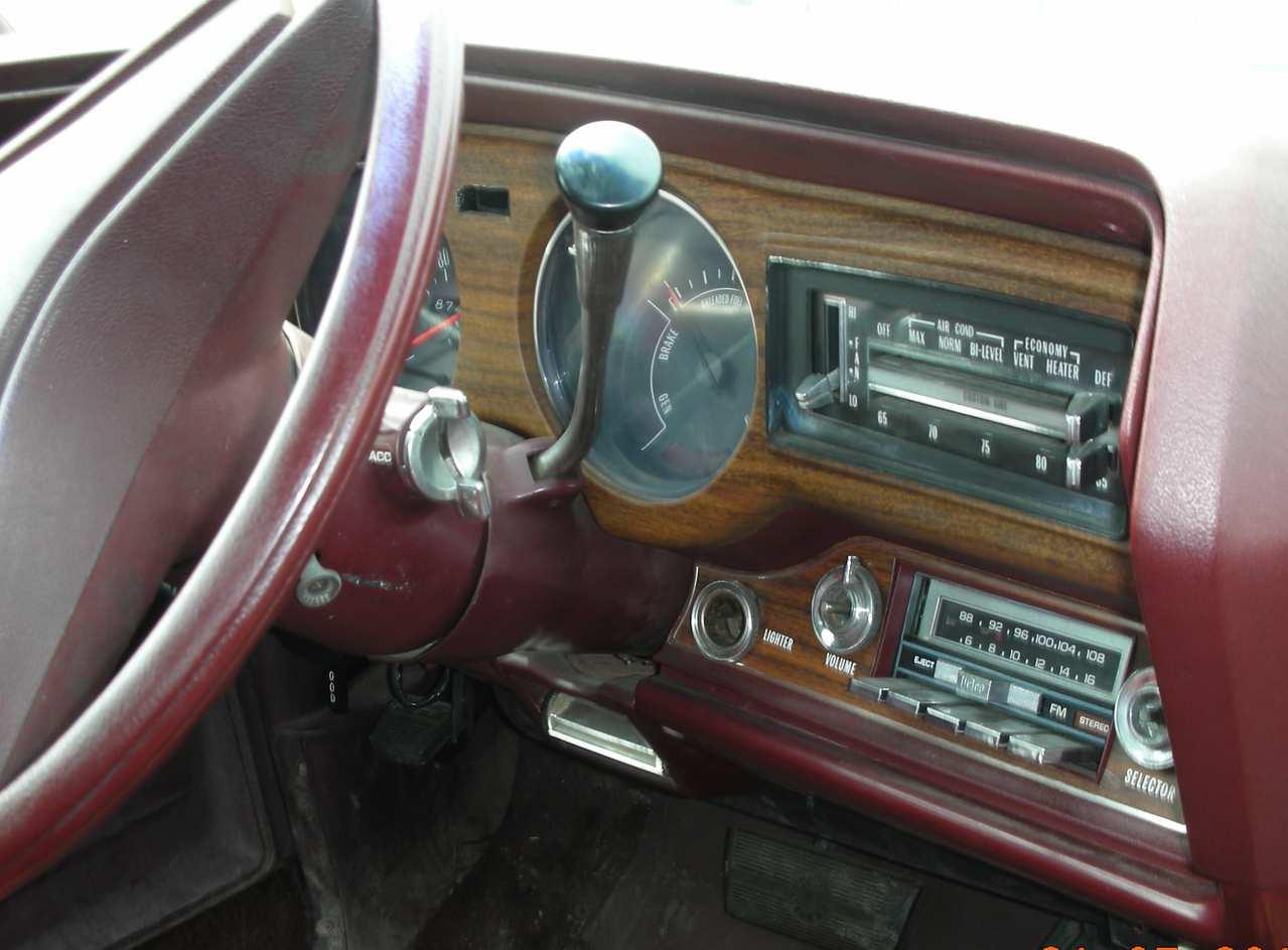 Buick Century A B Orig