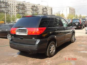 2003 buick rendezvous photos 3 4 gasoline automatic for sale. Black Bedroom Furniture Sets. Home Design Ideas