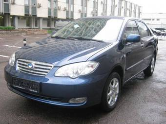 2008 BYD F3 For Sale