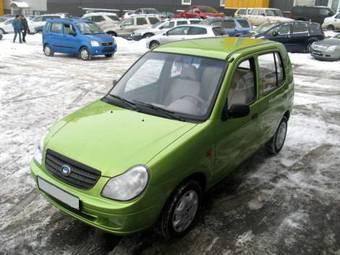 Used 2006 BYD Flyer Images, 800cc., Gasoline, FF, Manual For Sale