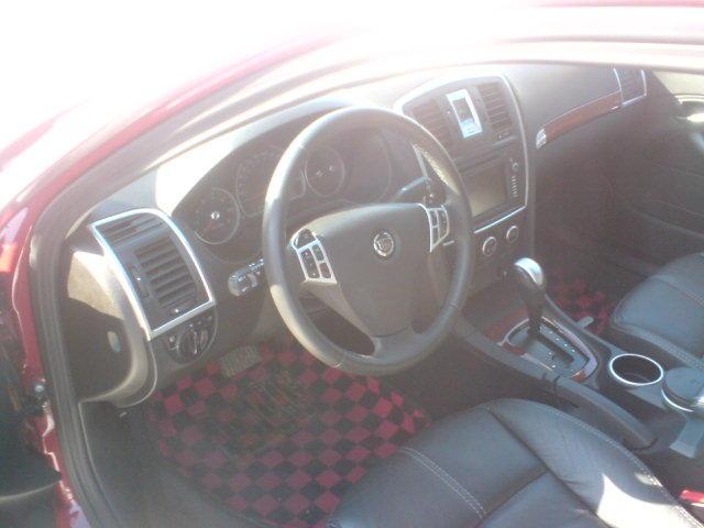 Cadillac Bls. 2007 Cadillac BLS