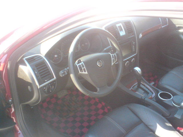 Cadillac Bls 2.0 Turbo. 2007 Cadillac Bls Sport