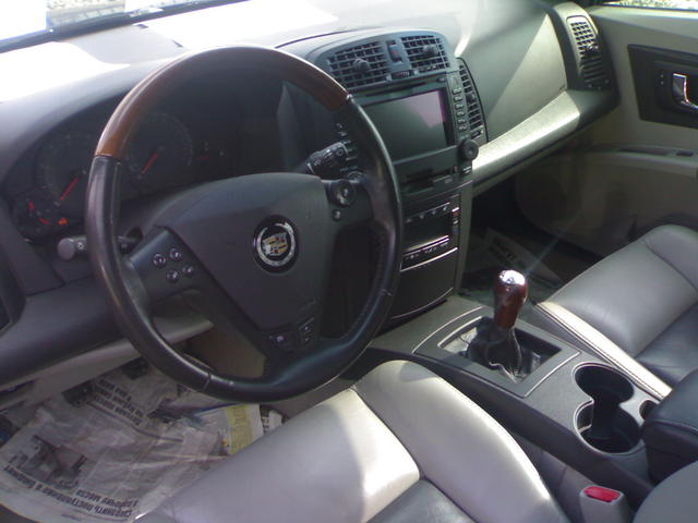 cts awd manual transmission