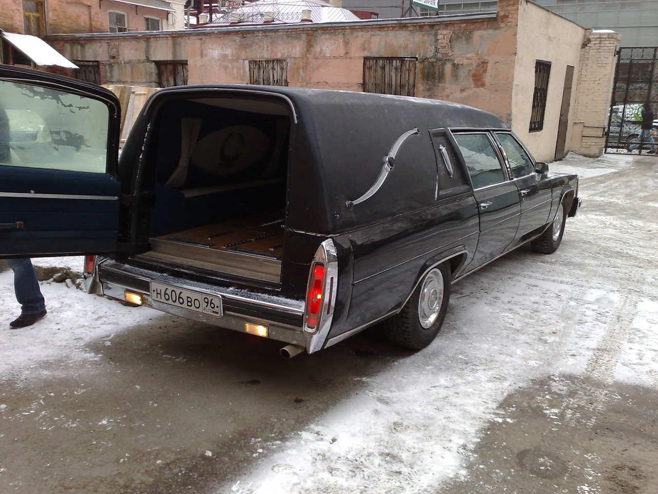 Cadillac Deville A B Orig