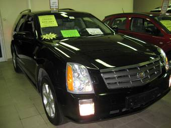 2005 Cadillac Srx Pictures Automatic For Sale