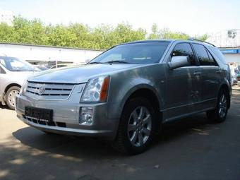 2008 Cadillac SRX Pictures