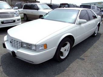 1993 Cadillac STS Images
