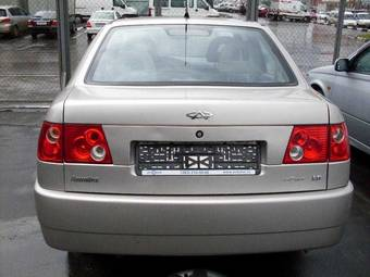 2007 Chery A11 For Sale