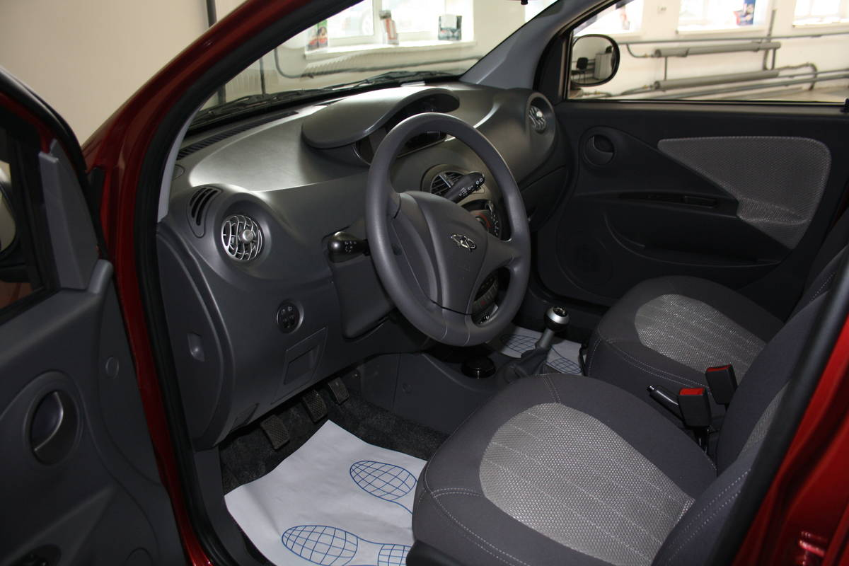 2012 Chery Chery Indis For Sale, 1300cc., FF, Manual For Sale