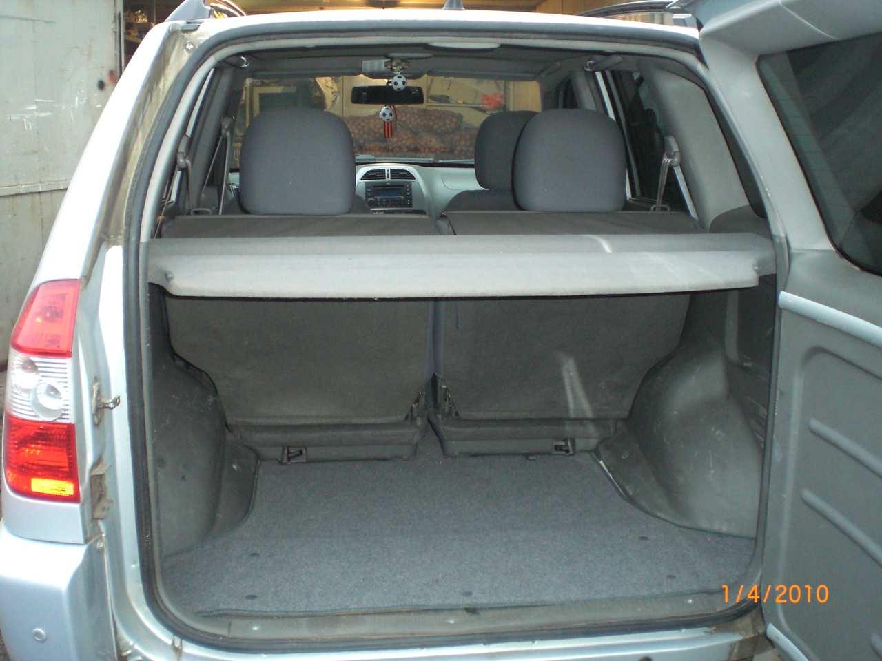Used 2009 Chery Tiggo Photos, 1800cc , Gasoline, FF, Manual For Sale