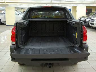 2004 Chevrolet Avalanche For Sale