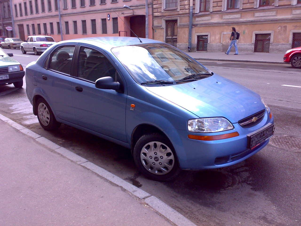 2004 chevrolet aveo photos  1 4  gasoline  ff  manual for sale 2012 Aveo Car 2008 Aveo Car
