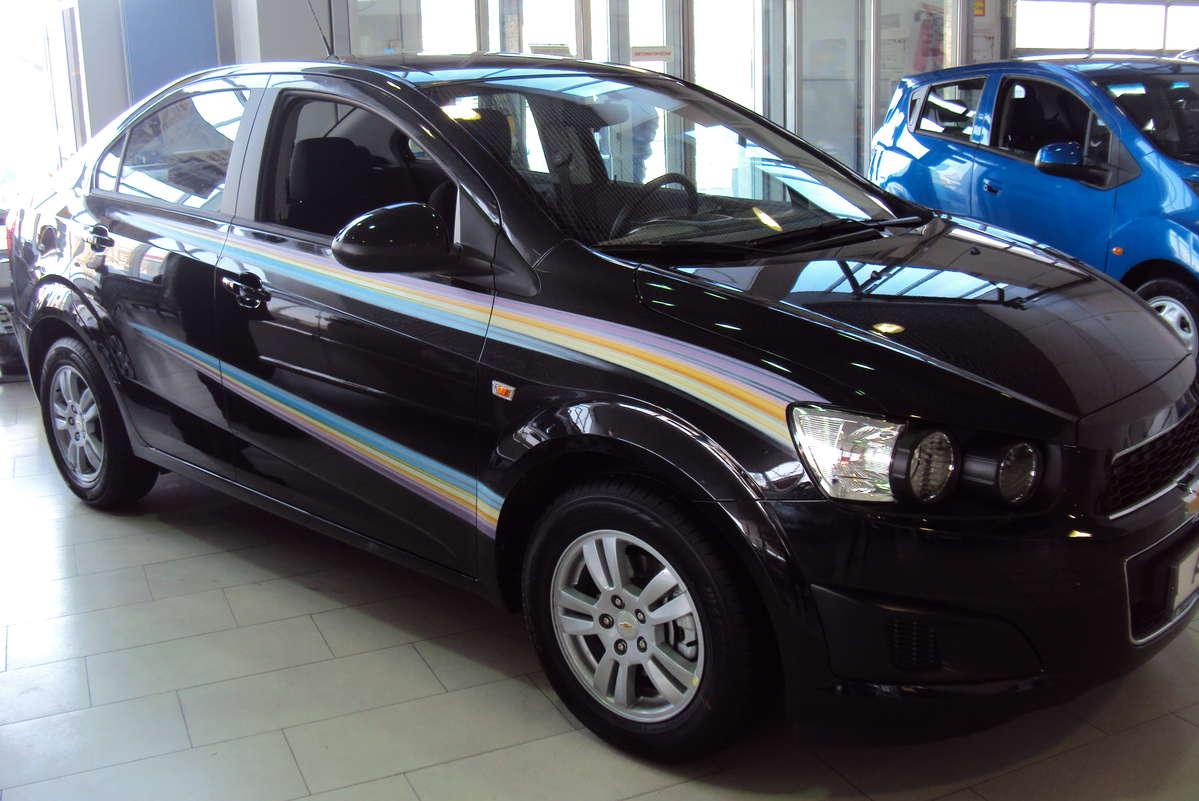 Chevrolet Aveo A B Orig