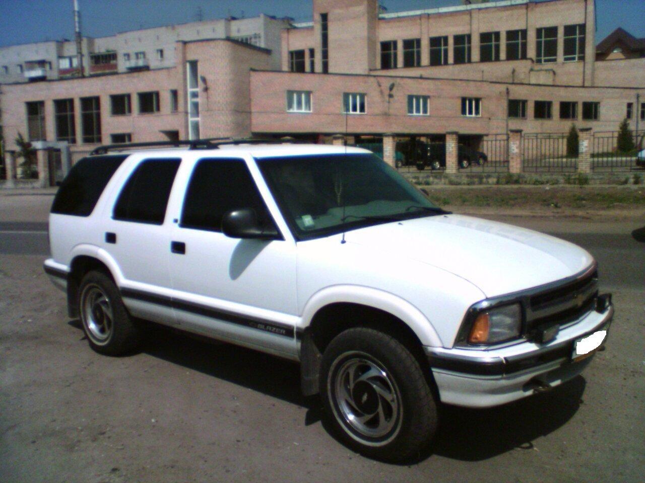 1996 Chevrolet Blazer For Sale, 4.3, Gasoline, Automatic For Sale