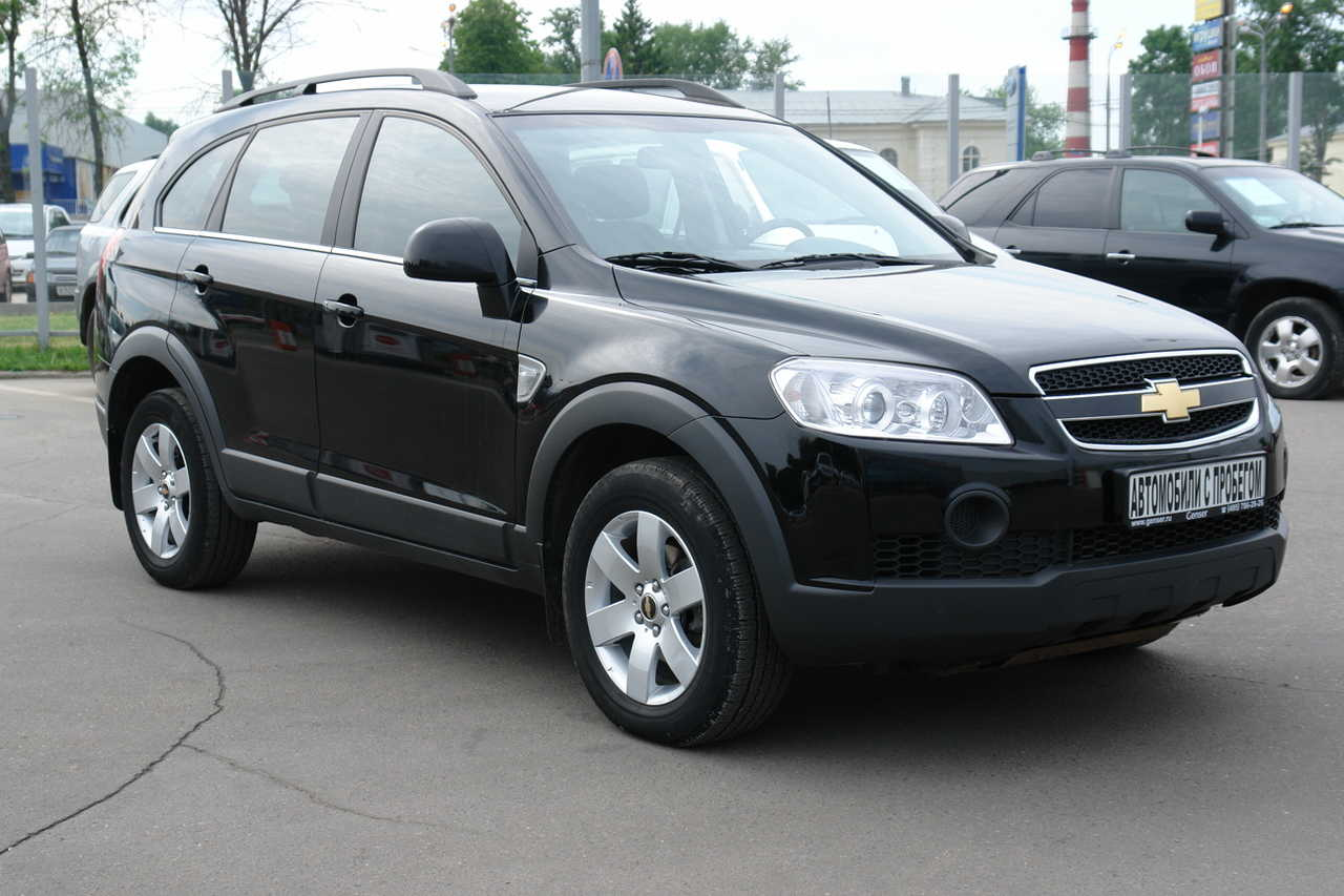 Chevy Captiva Used For Sale 2008 Chevrolet Captiva Photos, 2.4, Gasoline, Manual For Sale