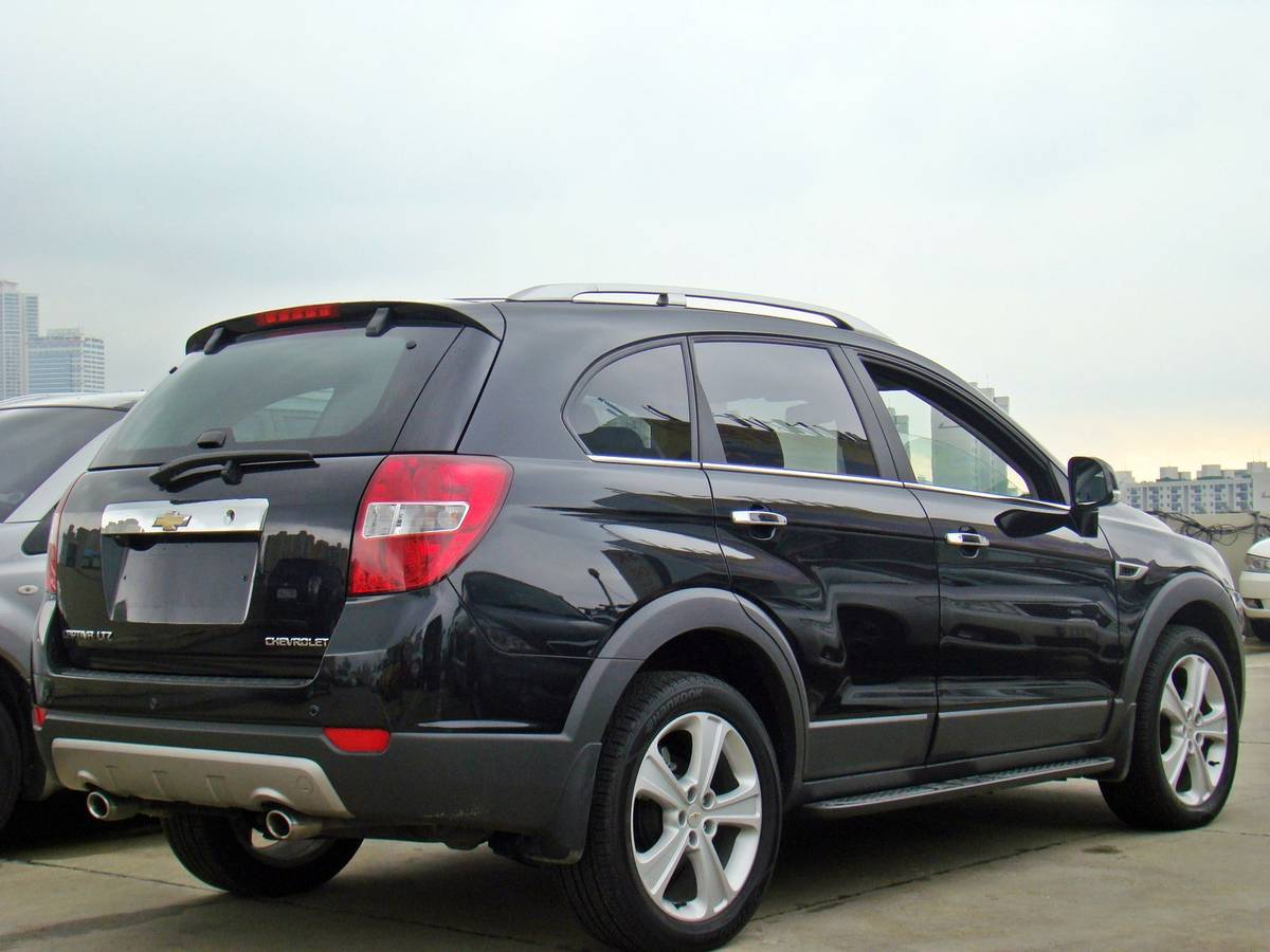 2011 Chevrolet Captiva For Sale 2200cc Diesel