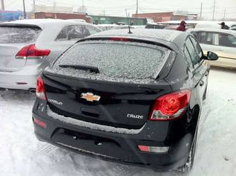 2012 Chevrolet Cruze s 1 8 Automatic For Sale