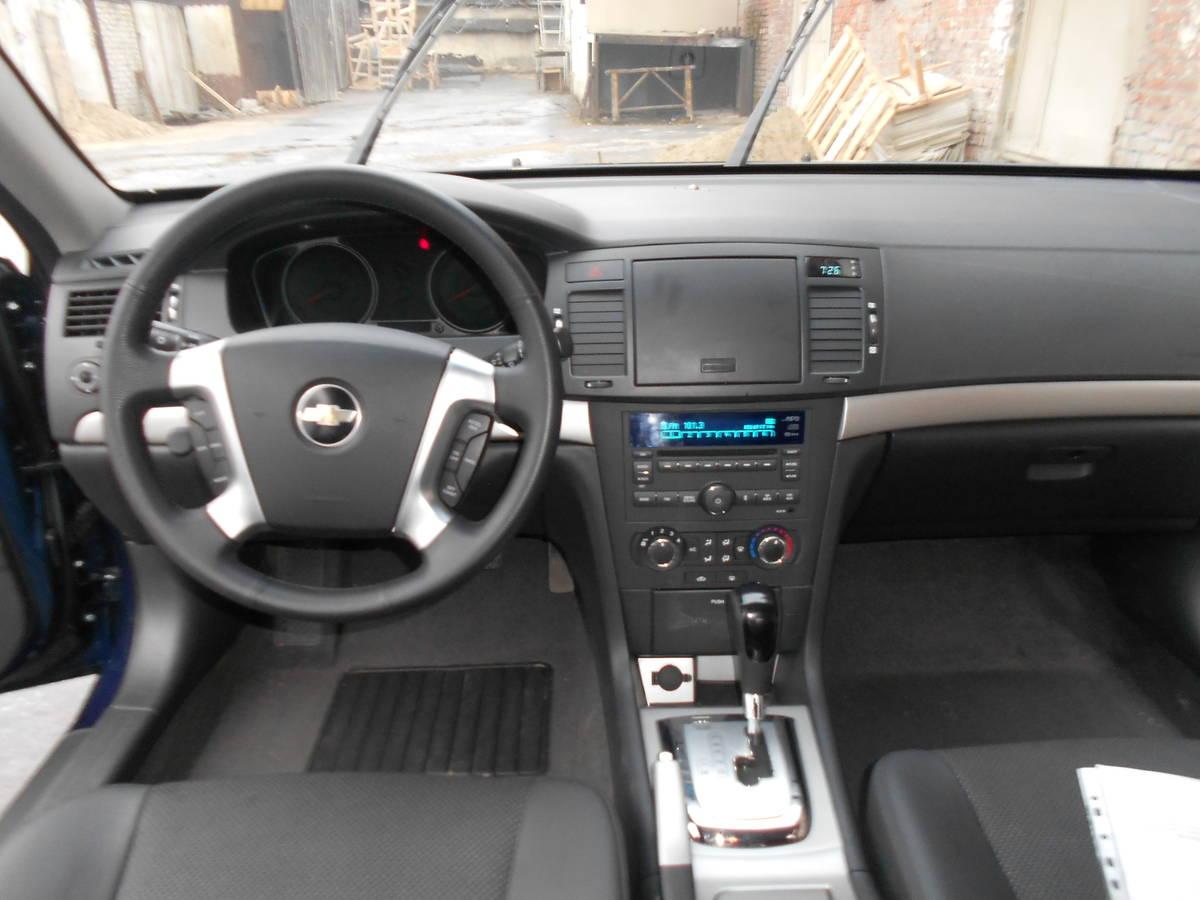 Used 2011 Chevrolet Epica Photos 2000cc Gasoline Ff