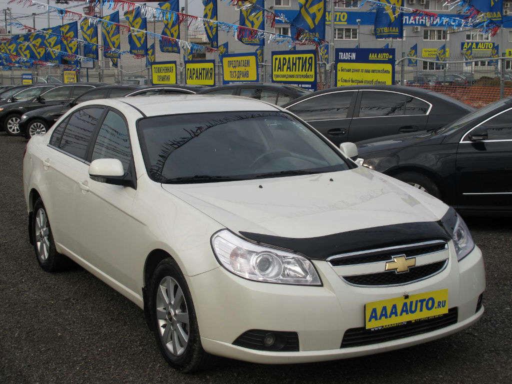 Chevrolet Epica A B Orig