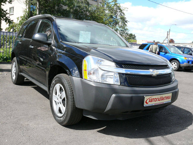 2005 chevrolet equinox for sale 3400cc gasoline automatic for sale. Black Bedroom Furniture Sets. Home Design Ideas