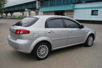 2006 Chevrolet Lacetti Photos