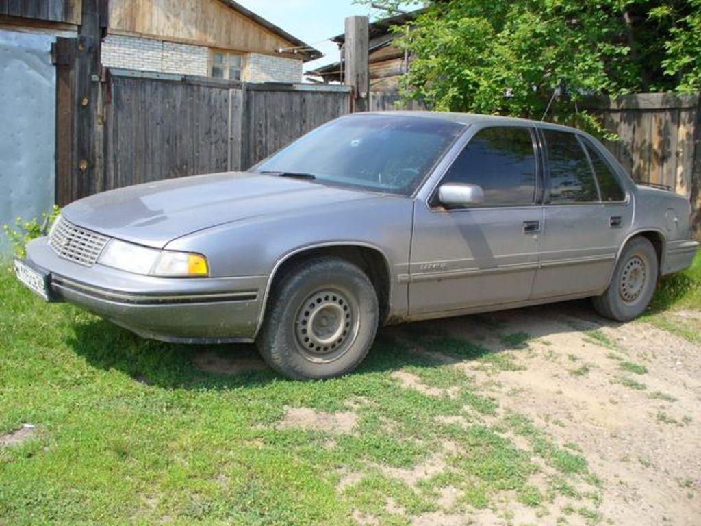 1992 Chevrolet Lumina Pictures