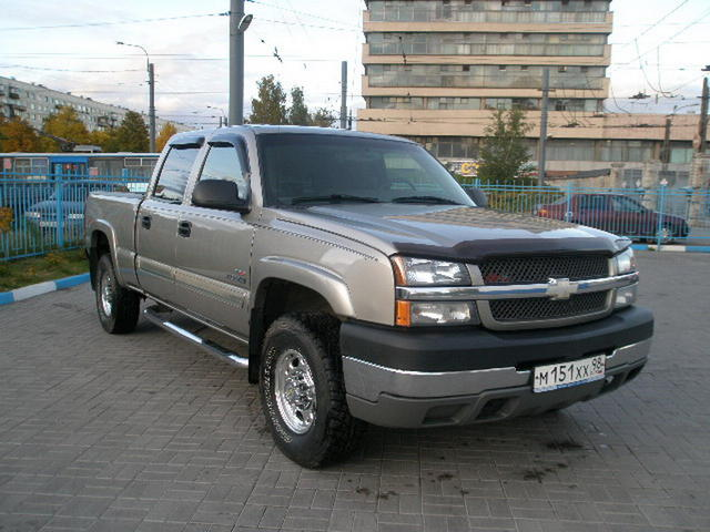 used 2003 chevrolet silverado photos 6600cc diesel. Black Bedroom Furniture Sets. Home Design Ideas